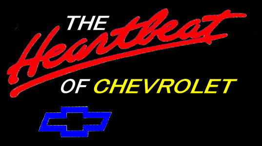 THE Heartbeat OF CHEVROLET -BBS-